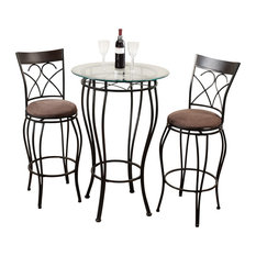Home Source Industries   Fancy Bistro Set   Indoor Pub And Bistro Sets
