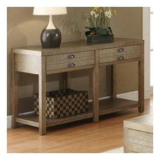 Coaster Sofa Table, Light Oak Finish 701959