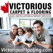 Victorious Carpet Sales, Installation & Repair's photo