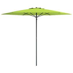Contemporary Outdoor Umbrellas by CorLiving