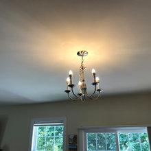First Floor Lighting Problems