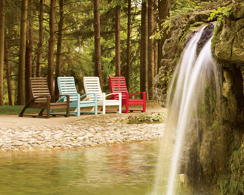 Outdoor Furniture - Outdoor Lounge Chairs