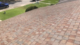 Shingle Roof Replacement in Dallas