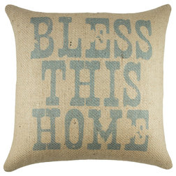 Farmhouse Decorative Pillows by TheWatsonShop