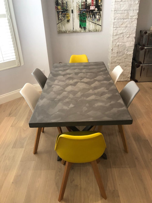 Another Bespoke Polished Concrete Table - Products