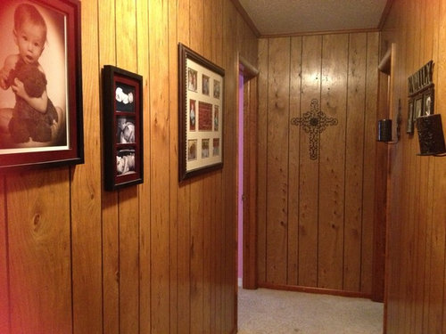 Wood Paneling Everywhere