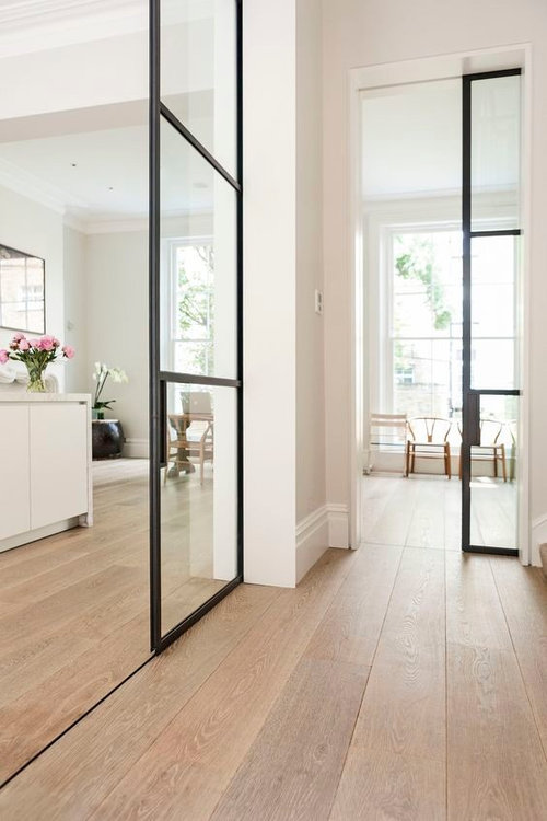 Charmant Where To Find Black Metal Glass Pocket Doors?