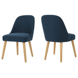 Midcentury Dining Chairs by GDFStudio