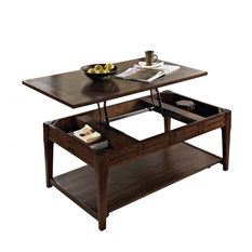 lift top wedge coffee tables | houzz