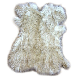 Contemporary Novelty Rugs by Fur Accents