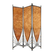 6' Tall Tropical Philippine Room Divider