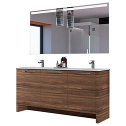 Modern Bathroom Vanities And Sink Consoles by Mare Trading