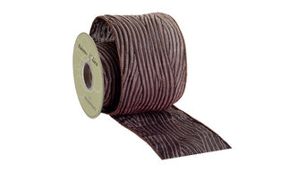 Silk Plants Direct Wave Pattern Ribbon (Pack of 6)