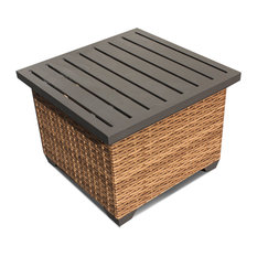 50 Most Popular Outdoor Side Tables For 2019 Houzz