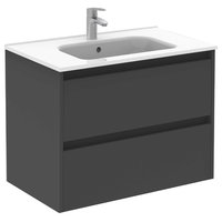 Modern Floating Bath Vanity Sensation Antracita, 32""