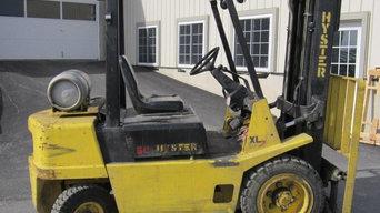 Pneumatic Forklifts