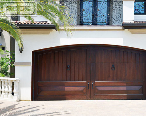 Mediterranean Garage Doors Custom Manufactured Luxury