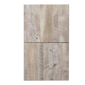 """Bliss 14""""Wx24""""H Linen Side Cabinet, 1 Door, Nature Wood"""