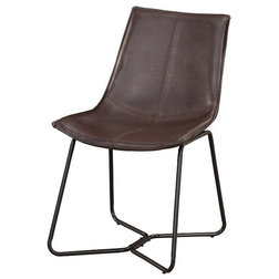 Industrial Dining Chairs by ergode