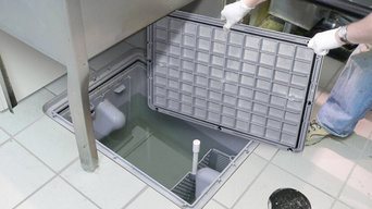 Grease Trap Cleaning in Plano TX
