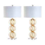 Safavieh Annistyn Table Lamps, Set of 2