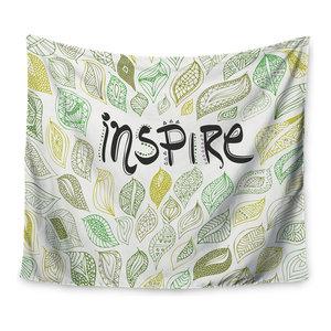51 X 60 Kess InHouse Pom Graphic Design Tribal Empire Wall Tapestry