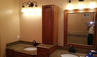Overland Park bathroom remodel