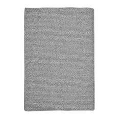 Westminster Rug, Light Gray, 2'x3'