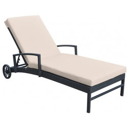 Tropical Outdoor Chaise Lounges by Beyond Stores
