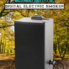 Smoker & kitchen