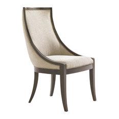 Lexington - Lexington Tower Place, Talbott Upholstered Host Chair - Dining Chairs