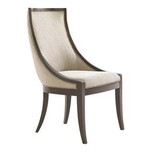 Lexington Tower Place, Talbott Upholstered Host Chair