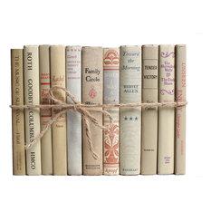 Decorative Books, The Midcentury Neutral ColorPak