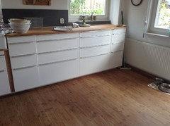 Holzfußboden In Küche ~ Dielen in der küche was muss ich beachten