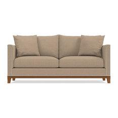 La Brea Studded Sofa, Beige