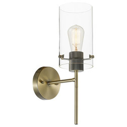 Industrial Wall Sconces by Globe Electric
