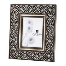 """Dimond Home 225073 Hand Carved Ornate 5""""x7"""" Frame"""