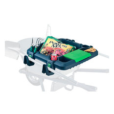 The Little Burros - Little Burros Wheelbarrow Organizer - Wheelbarrows and Garden Carts