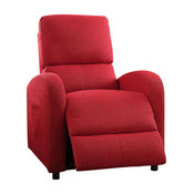 Acme Croria Recliner, Power Lift, Red