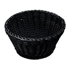 Westmark Saleen 18 cm Round Multi Purpose Basket, Black