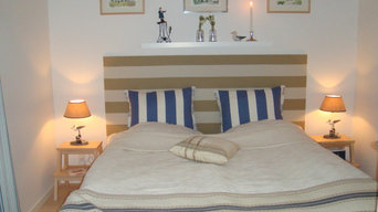 Soveværelse i sommerhus