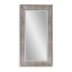 Large Beaded Wall Mirror