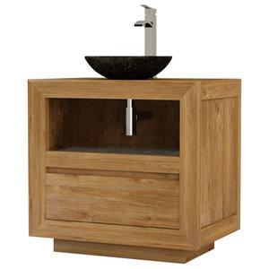 Maros Bathroom Vanity Unit, 80 cm
