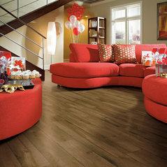 San Marcos Ca Contemporary Vinyl Plank Flooring