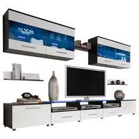 CAMA I TV Set, Wenge and White