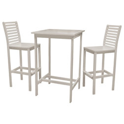 Contemporary Outdoor Pub And Bistro Sets by VIFAH