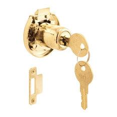 Prime Line Prod. Self-Locking Cabinet Lock U 10667