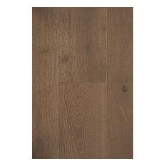 "5/8""x7.5"", Prefinished Engineered Wood Oak Flooring, Volcano Gray"