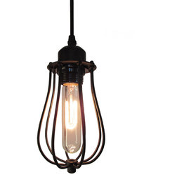 Industrial Pendant Lighting by ParrotUncle