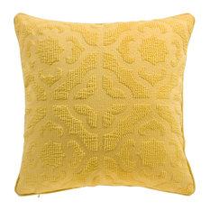 Mosaic Throw Pillow, Sunshine